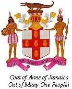Cheap Computers Guy's Jamaica Coat of Arms
