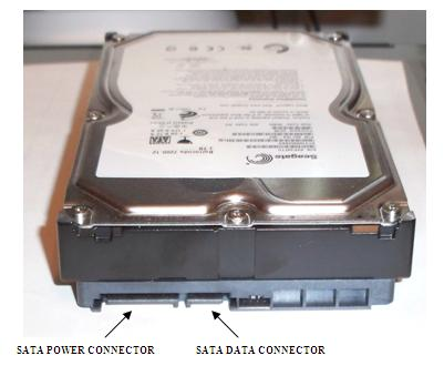 Seagate 1TB SATA hard drive